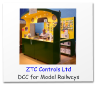 ZTC Controls Ltd DCC for Model Railways